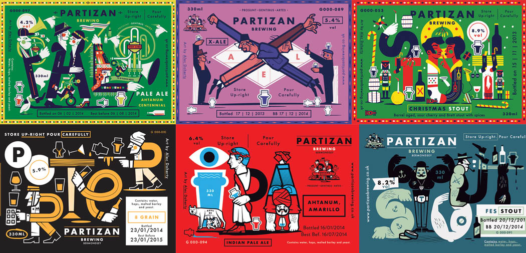 partizan-labels